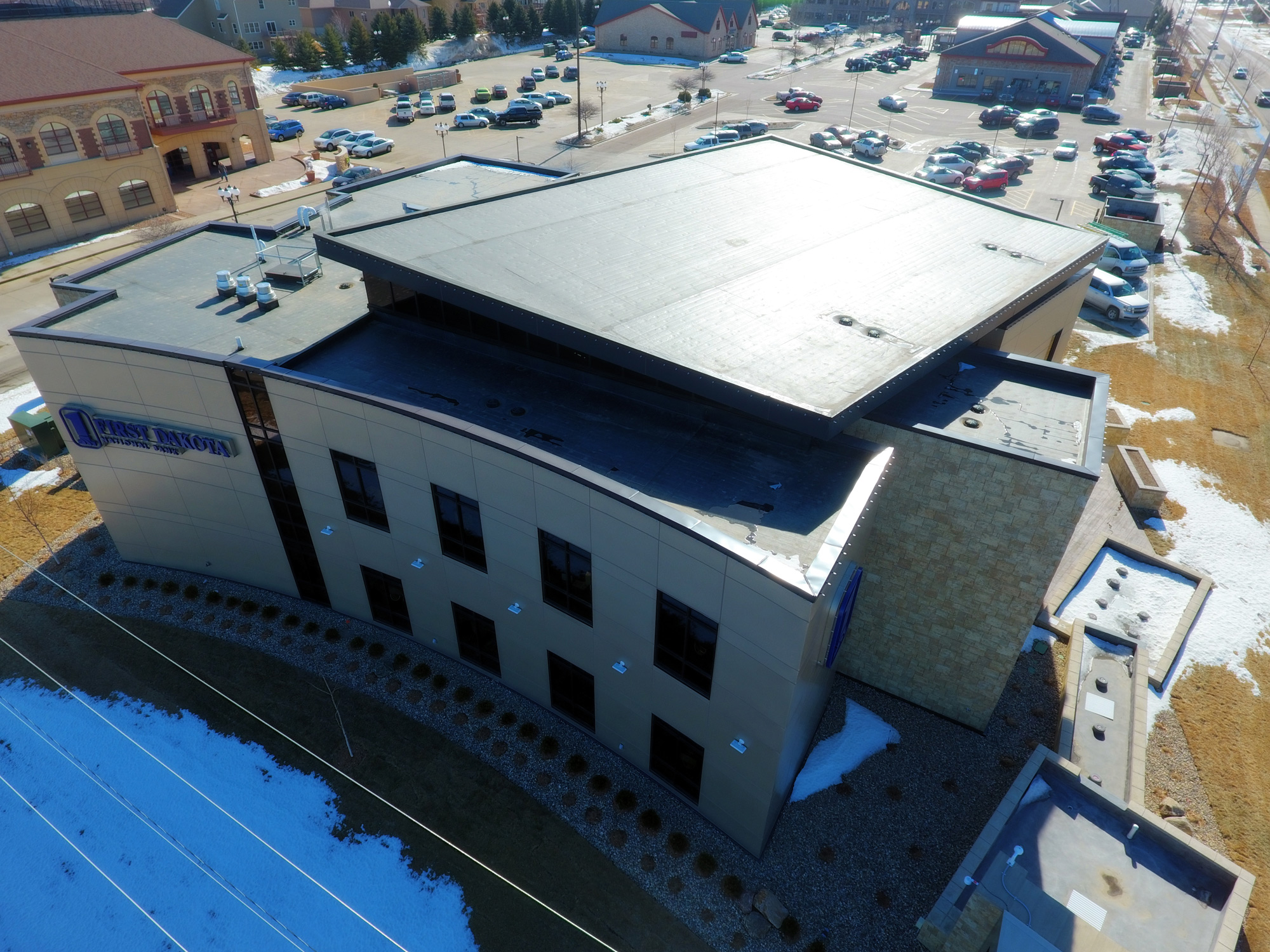Projects | Guarantee Roofing & Sheet Metal